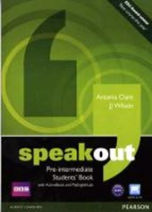 Speakout Pre-intermediate. Students' Book (with DVD / Active Book) & MyLab