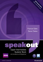 Speakout Upper Intermediate. Students' Book (with DVD / Active Book) & MyLab