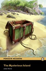 Mysterious Island, Level 2, Pearson English Reader Book with Audio CD [With CD (Audio)] | Verne |