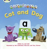 Bug Club Phonics Bug Alphablocks Set 03 Cat and Dog | Jack Bell |