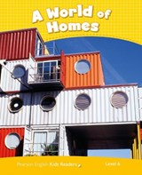 Penguin Kids CLIL Level 6. A World of Homes | Nicole Taylor |