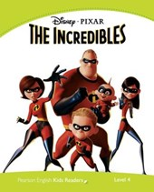 Penguin Kids Level 4. The Incredibles
