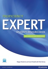 Expert Proficiency Student's Resource Book (with Key) | Megan Roderick |