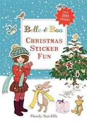 Christmas Sticker Fun