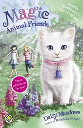 Magic Animal Friends: Amelia Sparklepaw's Party Problem | Daisy Meadows |