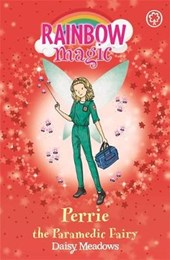 Rainbow Magic: Perrie the Paramedic Fairy