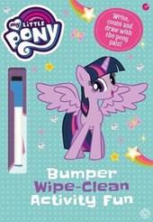 My Little Pony: Bumper Wipe-Clean Activity Fun