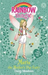 Rainbow Magic: Maria the Mother's Day Fairy