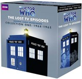 Doctor Who: the Lost TV Episodes | auteur onbekend |