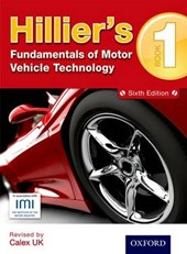 Hillier's Fundamentals of Motor Vehicle Technology Book