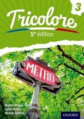 Tricolore 5e edition: Student Book
