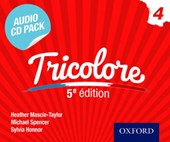 Tricolore 5e edition Audio CD Pack
