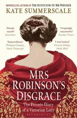 Mrs Robinson's Disgrace | Kate Summerscale |