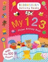 My 123 Sticker Activity Book