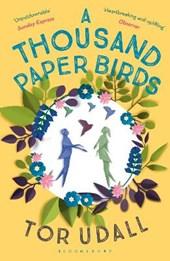 Thousand paper birds