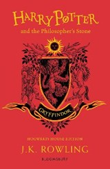 Harry potter (01): harry potter and the philosopher's stone - gryffindor edition | Jk Rowling |