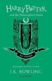 Harry potter (01): harry potter and the philosopher's stone - slytherin edition