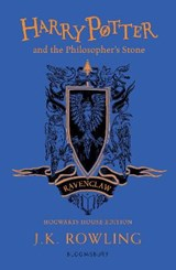 Harry potter (01): harry potter and the philosopher's stone - ravenclaw edition | Jk Rowling |