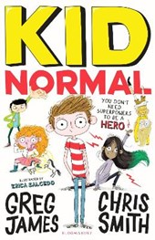 James*Kid Normal | Greg James |