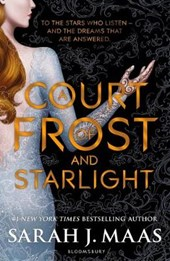 Court of thorns and roses (3.1): court of frost and starlight | Sarah J. Maas |