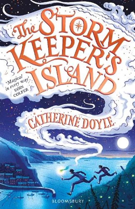 Storm keeper quartet (01): storm keeper's island