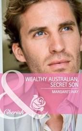 Wealthy Australian, Secret Son (Mills & Boon Cherish)