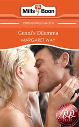 Genni's Dilemma (Mills & Boon Short Stories) | Margaret Way |