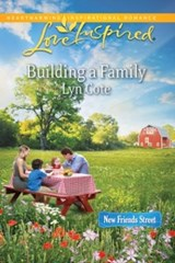 Building a Family (Mills & Boon Love Inspired) (New Friends Street, Book 3) | Lyn Cote |