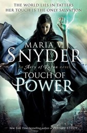 Touch of Power (An Avry of Kazan novel, Book 1)