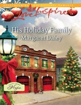 His Holiday Family (Mills & Boon Love Inspired) (A Town Called Hope, Book 1) | Margaret Daley |
