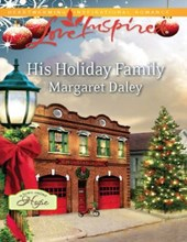 His Holiday Family (Mills & Boon Love Inspired) (A Town Called Hope, Book 1)