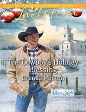 The Cowboy's Holiday Blessing (Mills & Boon Love Inspired) (Cooper Creek, Book 2) | Brenda Minton |