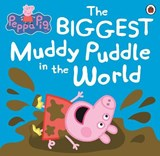 Peppa Pig: The Biggest Muddy Puddle in the World Picture Boo |  |