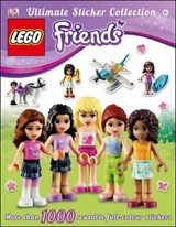 LEGO (R) Friends Ultimate Sticker Collection |  |