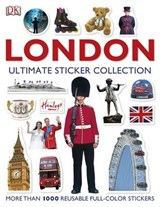 London: The Ultimate Sticker Collection |  |