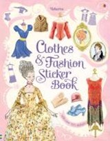 Clothes and Fashion Sticker Book | Ruth Brocklehurst |