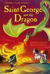 Saint George and the Dragon | Louie Stowell |