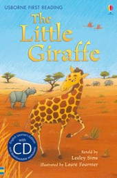 Little Giraffe £Book with CD]