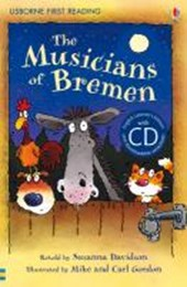 The Musicians of Bremen. Book + CD