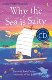 Why the Sea is Salty £Book with CD]