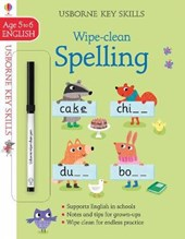 Wipe-clean Spelling 5-6 | Jane Bingham |