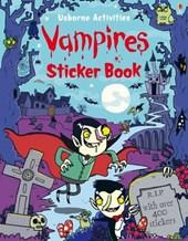 Vampires Sticker Book