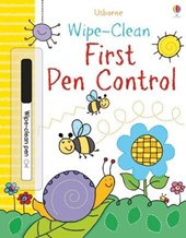 Wipe-clean First Pen Control | Sam Smith |
