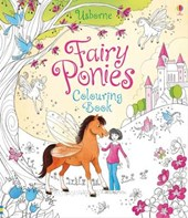 Fairy Ponies Colouring Book |  |