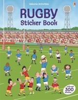Rugby Sticker Book | Jonathan Melmoth |