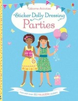 Sticker Dolly Dressing Parties | Fiona Watt |