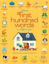 First Hundred Words in German | Heather Amery |