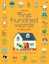 First Hundred Words in Spanish | Heather Amery |