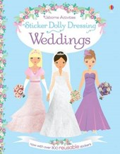 Sticker Dolly Dressing. Weddings | Fiona Watt |