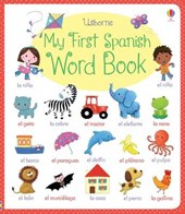 My First Spanish Word Book | Felicity Brooks |
